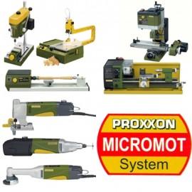 ΕΡΓΑΛΕΙΑ PROXON MICROMOT SYSTEM