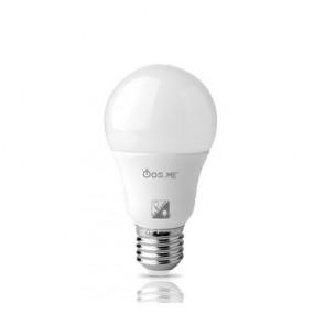 Λάμπα LED Με Φωτοκύτταρο E27 10W 806lm 2700K 44-04954 FOS ME COOL WHITE