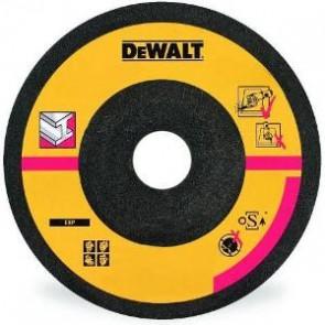 Δισκος λειανσης μεταλλου Φ180x6mm DEWALT DT3422