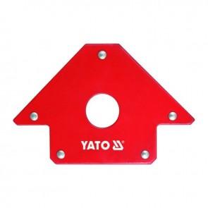 YATO Μαγνητική Γωνία Συγκόλλησης 155mm YT-0864