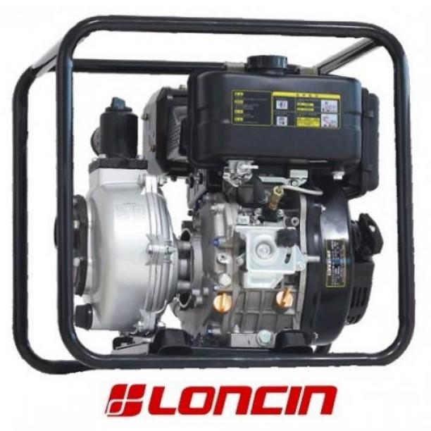 LONCIN Αντλία Νερού Πετρελαίου LC 50D