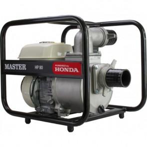 Αντλητικό Συγκρότημα Master με κινητήρα HONDA HP 80