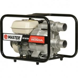 Αντλητικό συγκρότημα ημι-ακάθαρτων υδάτων με κινητήρα MASTER  Honda 196cc  HP80TW