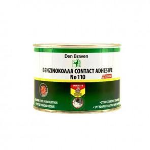 Βενζινόκολλα Υψηλών Προδιαγραφών Contact Adhesive HT 110 Den Braven 100 gr