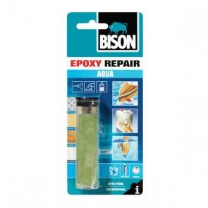 BISON EPOXY REPAIR AQUA Κόλλα Στόκος 56gr