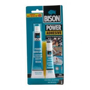 BISON - Power Adhesive Κόλλα Πολυουρεθάνης 2 Στοιχείων