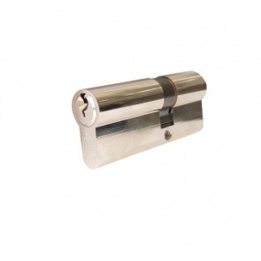 Κύλινδρος Domus Απλός 16060K 60άρης (30-30) nickel