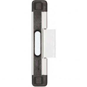 Πρόσθετη ασφάλεια συρόμενων για μονόφυλλο, Λευκή με μαύρα πλαστικά 6461L