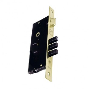 Domus Κλειδαριά Απλή Ξύλινης Πόρτας Τρίαινα 9054C
