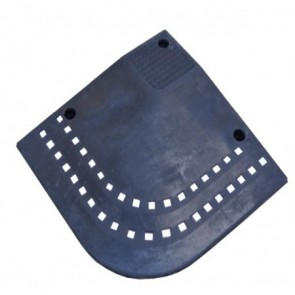 DOORADO Ελαστική ράμπα 7 cm ακριανή PARK-DH-PC-R