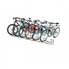 DOORADO Μπάρα στάθμευσης ποδηλάτων με 7 θέσεις PARK-BBR7