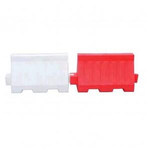 DOORADO Πλαστικά στηθαία οδών ρύθμισης κυκλοφορίας αυτοκινήτων PARK-NJ60/1R  ΚΟΚΚΙΝΟ