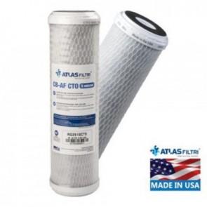 """Ανταλλακτικό Φίλτρο Ενεργού Άνθρακα CB-AF CTO 10 SX 5mcr MADE IN USA Atlas Filtri 10"""""""