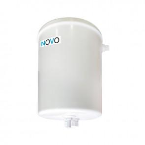 Viospiral Novo Καζανάκι 8LT Πλαστικό Στρογγυλό με Μηχανισμό Αέρος 70-5900