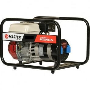 Βένζινοκίνητη Γεννήτρια  Master με κινητήρα HONDA HG 4000