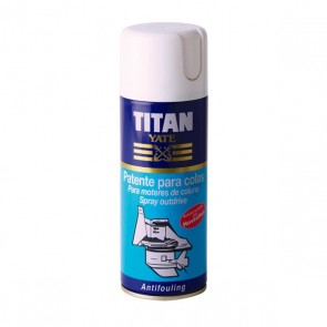 Titan Yate Σε Σπρέι Patente Colas Spray 550 ML