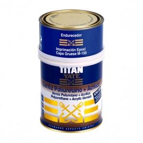 Τitan Yate Βερνίκι Ναυτιλιακό UV Πολυουρεθάνης - Ακρυλικό 54107 (Γυαλιστερό) 750ML