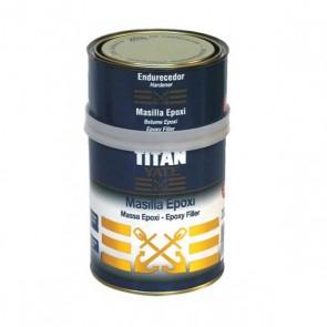 Titan Yate Masilla Epoxi Εποξειδικός Στόκος 2 Συστατικών 2.5ML