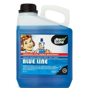 Blue Line ΠΑΝΙΣΧΥΡΟ ΥΓΡΟ ΓΕΝΙΚΟΥ ΚΑΘΑΡΙΣΜΟΥ NEW LINE 3L - 90045