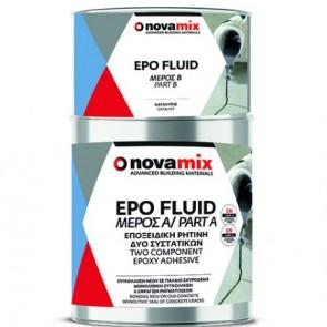 Novamix Epo Fluid Ενέσιμη Εποξειδική Ρητίνη 2 Συστατικών