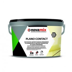 Novamix Plano Contact Αστάρι Πρόσφυσης Με Χαλαζιακή Άμμο & Ρητίνες 15 kg