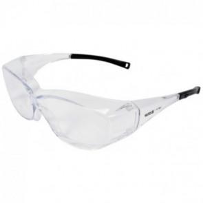 Γυαλιά Προστασίας Εργαζομένων YATO  ΥΤ-73602  Πανοραμικά Διάφανα