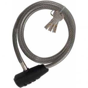Kλειδαρια ποδηλατου με 3 κλειδια καλωδιο 10mmX180cm STANLEY S741-155