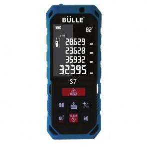Μετρητής αποστάσεων Laser 60m BULLE S7 633101