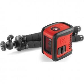 Αλφάδι Laser κόκκινης δέσμης 15m KAPRO 633108