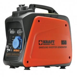 Γεννήτρια βενζίνης Inverter 700W KRAFT 950i 63766