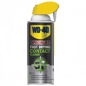 WD-40 SPECIALIST FAT DRYING CONTACT CLEANER ΚΑΘΑΡΙΣΤΙΚΟ ΗΛ. ΕΠΑΦΩΝ 400ML