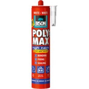 Bison - Polymax High Tack Express - Ασπρη