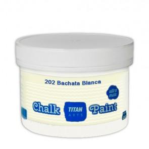 ΧΡΩΜΑ CHALK PAINT TITAN 150ml - 202 (Bachata Blanca)