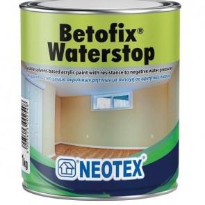 Betofix Watestop 1kg Ψυχροπλαστικό χρώμα  Λευκό  NEOTEX