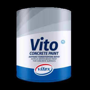 VITEX - VITO ΤΣΙΜΕΝΤΟΧΡΩΜΑ 985 ΑΝΘΡΑΚΙ 3L - 1002141