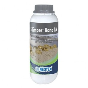 Υδατοαπωθητικό για μάρμαρα και μωσαϊκά & ελαιοαπωθητικό για πορώδεις επιφάνειες Silimper Nano LM 1L