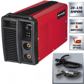 Einhell Ηλεκτροκολληση Inverter TIG-WIG 170A TC-IW170 1544180
