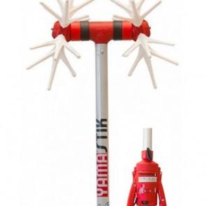Yamastik Νιφάδα X12 Κομπλέ Ηλεκτρικό Ελαιοραβδιστικό Μπαταρίας 12-18V Μήκους 2.3m