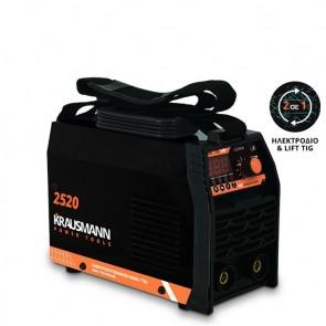 KRAUSMANN 2520 Ηλεκτροσυγκόλληση MMA/TIG 120A
